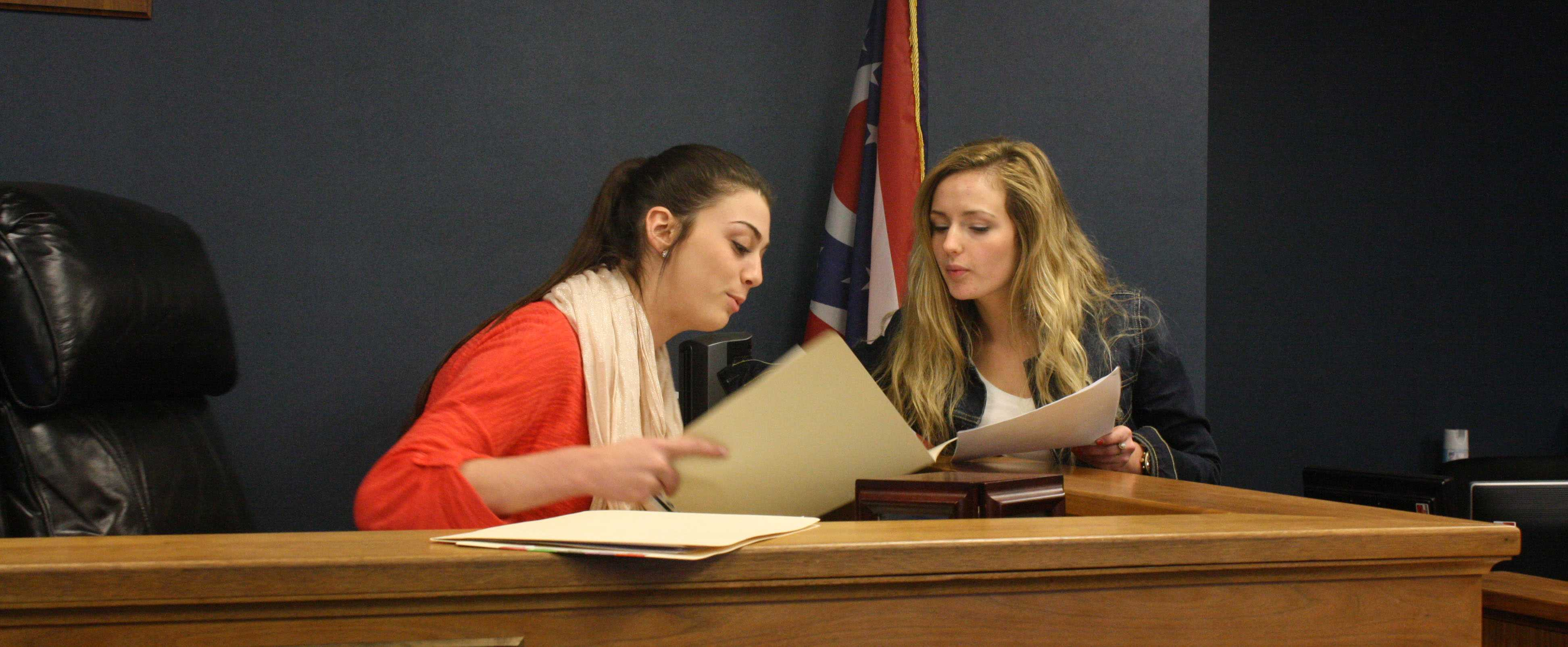 teen court Teen courts function as actual courts for young people who commit non-serious crimes, in which they are questioned, judged and sentenced by a jury of their peers.